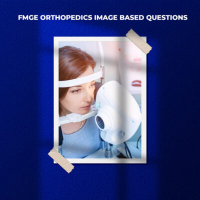 FMGE Ophthalmology Image Based Questions